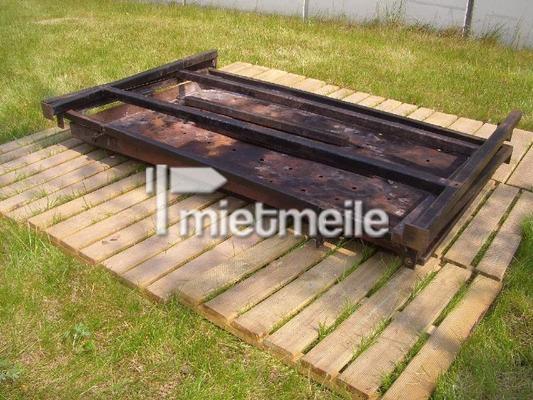 Grill & Ofen mieten & vermieten - Holzkohlegrill - groß, leicht zu transportieren in Berlin