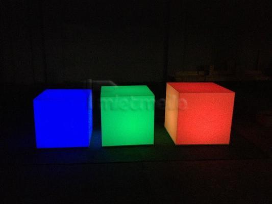 Leuchten & Lampen mieten & vermieten - Leucht - Kubus, Leucht - Würfel, Leuchtwürfel in Herdecke