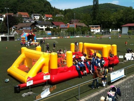 Menschenkicker mieten & vermieten - Human Soccer | Menschenkicker XXL Aktionspreis! in Hünfelden