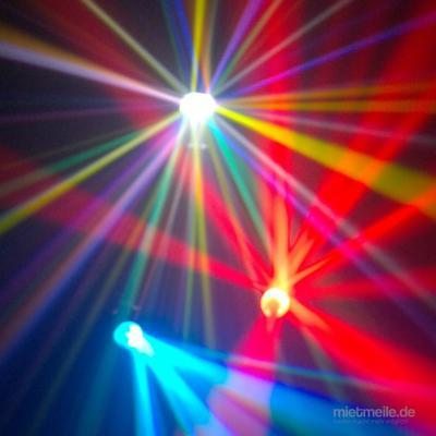 Lichttechnik mieten & vermieten - Partybeleuchtung - Lightshow mieten in Fürth