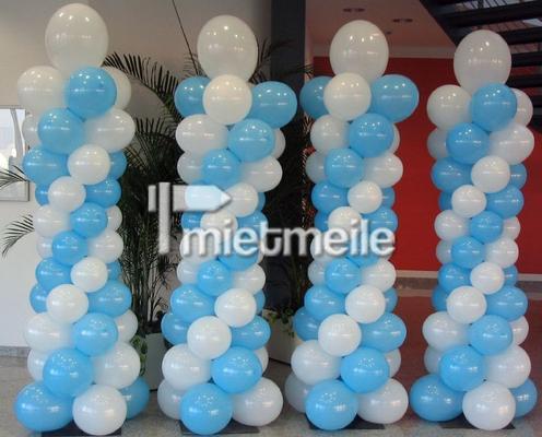 Ballons mieten & vermieten - LUFTBALLONDEKORATION  in Chemnitz