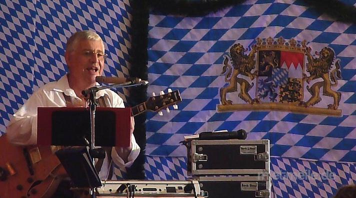 Alleinunterhalter mieten & vermieten - Bavaria Blue - Hermann aus Bayern in Karlsbad