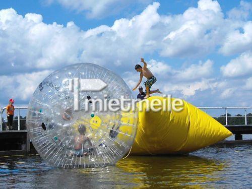 Zorbing mieten & vermieten - Zorbing, Zorb, Zorbball, Funsport in Lübz