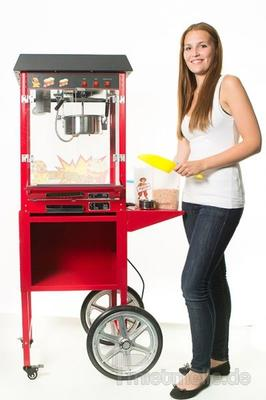 Popcornmaschine mieten & vermieten - Popcornmaschine in Kiel