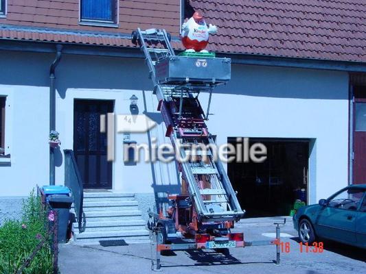 Aufzüge mieten & vermieten - Möbelaufzug / Möbellift /  Schrägaufzug in Brigachtal