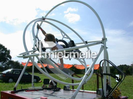 Simulatoren mieten & vermieten - Astrotrainer - Aerotrimm - Röhrenrad mieten in Schwerin