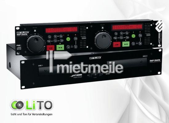 Musikanlage mieten & vermieten - PA - Musikanlage bis 250 Personen [2700 Watt] in Dürnau
