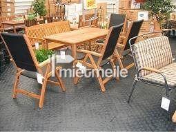 Abdeckung & Bodenbelag mieten & vermieten - Kunststoffboden/ Wabenboden in Eibelstadt