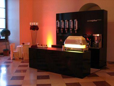 Catering mieten & vermieten - Kaffeebar/ Coffeebar/ Catering/ Event/ Messe/ Kongress/ Party/ mobile/ mobil in Berlin