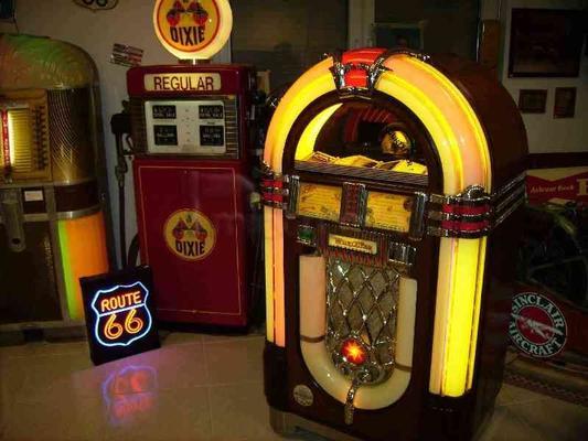 Musikanlage mieten & vermieten - Musikbox, Jukebox mieten in Mainz, Frankfurt Main in Ginsheim-Gustavsburg