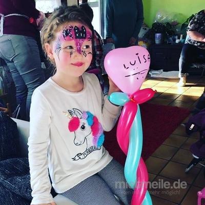 Kinderschminken mieten & vermieten - Kinderschminken, Tattoos, Ballons u Animation zu Fest und Feier in Nisterau