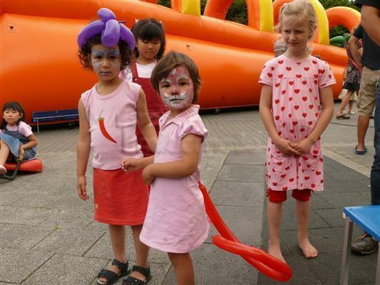 Kinderschminken mieten & vermieten - Kinderschminken/Kindergeburtstag in Viersen