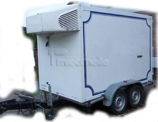 Kühlanhänger mieten & vermieten - Ausschankanhänger/Großer Kühlkoffer/Kühlanhänger in Böblingen