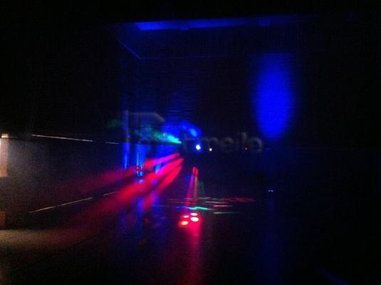 Lichttechnik mieten & vermieten - LED Center Effekt ADJ Revo Rave DMX in Halstenbek