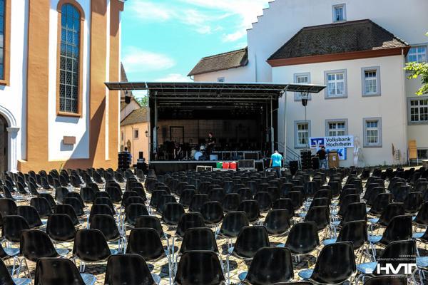 Bühne mieten & vermieten - Mobile Bühne FreeSTAGE Medium V1.4 - 8 x 6m in Waldshut-Tiengen