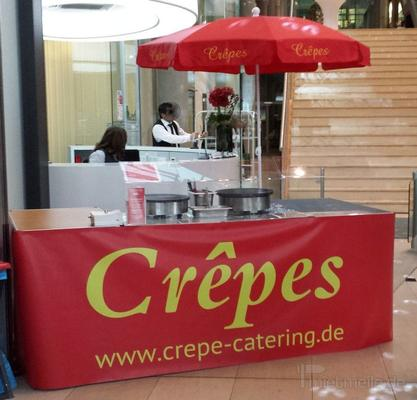 Catering mieten & vermieten - Crepes Stand mieten crepes stand stundenweise in Wedel