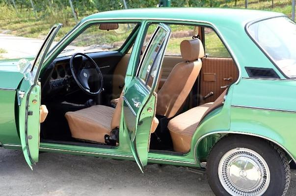 Hochzeitsauto mieten & vermieten - Opel Ascona A 12S Baujahr 1973, inkl. Chauffeur in Schweich