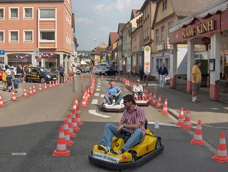 Go Kart & Kartbahn mieten & vermieten - Elektro Go-Karts in Freiburg im Breisgau