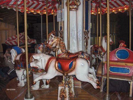 Karussell mieten & vermieten - Nostalgie-Karussell in Freiburg im Breisgau