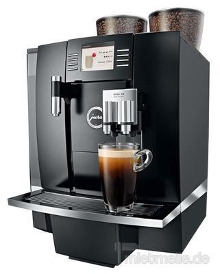 Kaffeemaschinen mieten & vermieten - Kaffeevollautomat JURA GIGA X7 | Kaffeemaschine in Dortmund