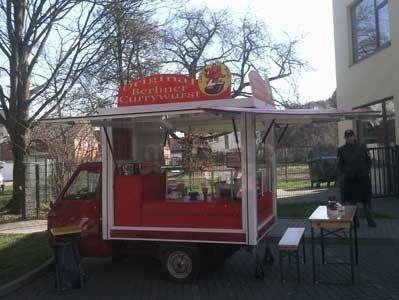 Catering mieten & vermieten - Currywurst Catering in Neuendorf-Sachsenbande Sachsenbande
