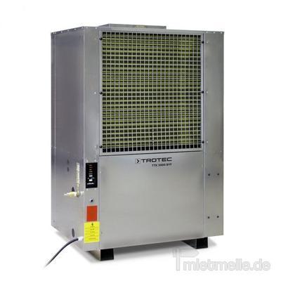 Luftentfeuchter mieten & vermieten -  Kondenstrockner Trotec TTK 3000 BYF in Heinsberg