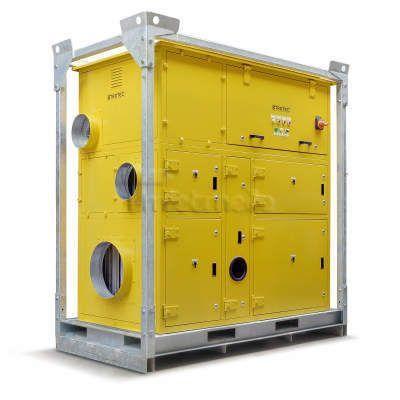 Luftentfeuchter mieten & vermieten - Adsorptionstrockner Trotec TTR 5000 in Heinsberg