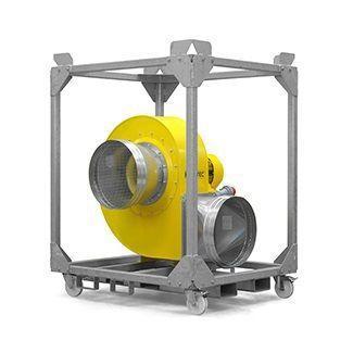 Ventilator mieten & vermieten - Radialventilator Trotec TFV 600 in Heinsberg