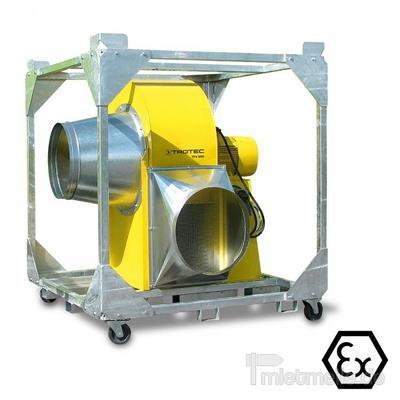 Ventilator mieten & vermieten - Radialventilator Trotec TFV 900 Ex in Heinsberg
