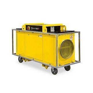 Heizung mieten & vermieten - Elektroheizer Trotec TEH 300 in Heinsberg