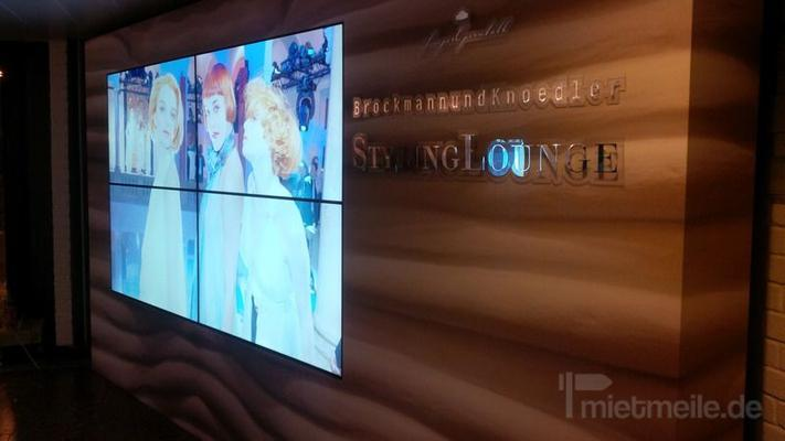 Kulissen mieten & vermieten - Bildschirme für Medienwand in Dresden