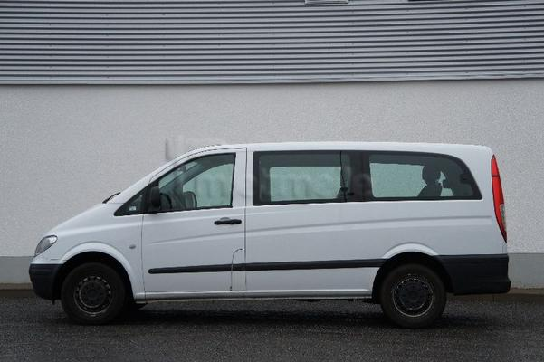 Mercedes mieten & vermieten - Mercedes Vito(Diesel)+ Km/Frei + 7Tage/279€ in Berlin