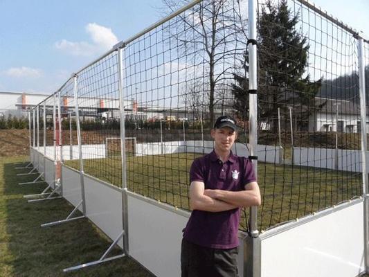 Fußball mieten & vermieten - Streetsoccer court mieten, leihen, verleih in Göppingen