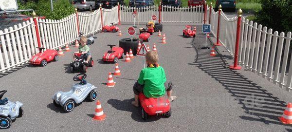 Großspielgeräte mieten & vermieten - Bobby Car, bobbycars mieten, leihen in Göppingen