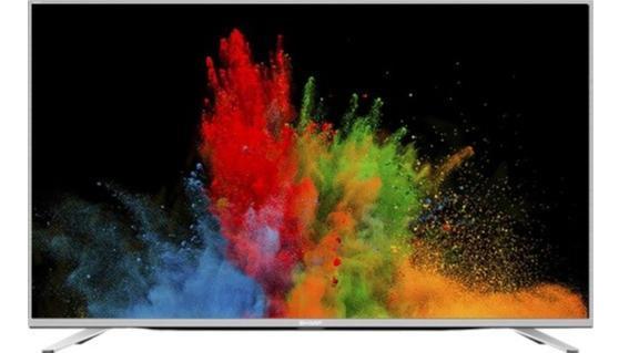 """LCD Monitore mieten & vermieten - Sharp LC-55CUF8472ES (55"""" 138 cm) 4K LCD Fernseher in Köln"""