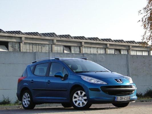 Auto mieten & vermieten - Peugeot 207sw++nur 29€ pro Tag++Km/frei in Berlin
