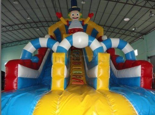 Riesenrutsche mieten & vermieten - Clownsrutsche 8,5x 5 Meter. Inkl. MWSt. in Sinsheim