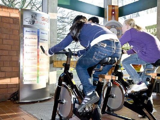 Simulatoren mieten & vermieten - Bike Simulator inkl. Eventbetreuer (6 Std.) in Augustdorf
