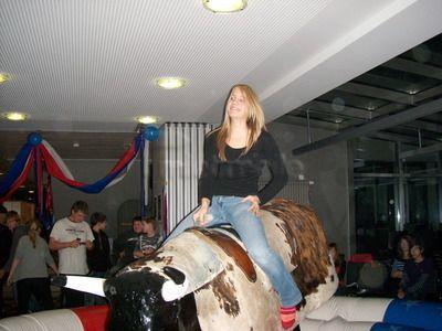 Bullriding mieten & vermieten - American Rodeo -Bullriding.  Inkl. MWSt. in Sinsheim