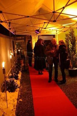 Teppiche mieten & vermieten - Roter Teppich in Hochheim am Main