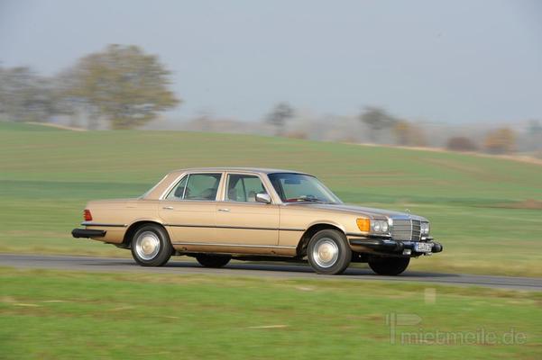 Oldtimer mieten & vermieten - Oldtimer Mercedes-Benz 300 SD in Radebeul