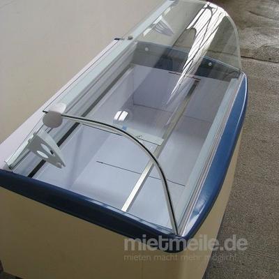 Tiefkühlgeräte mieten & vermieten - Eisvitrine in Hannover