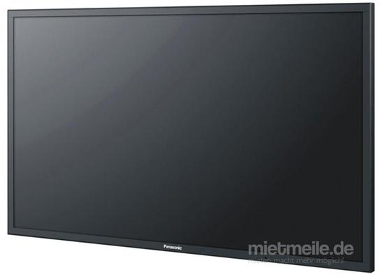 "LCD Monitore mieten & vermieten - 80"" Panasonic TH-80LF50E Display/Screen in Hamburg Billbrook"