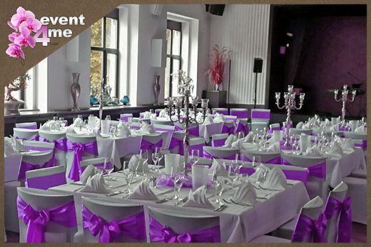 Eventagenturen mieten & vermieten - Wir dekorieren Ihre Feier  in Mannheim