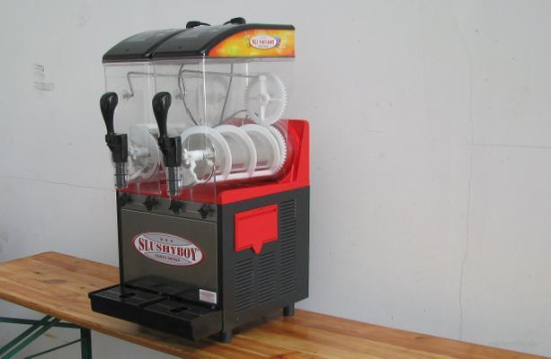Slush Eis Maschine mieten & vermieten - Slush Eis Maschine 2 x 12 Liter in Hannover