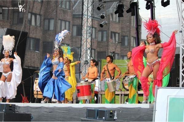 Tänzer mieten & vermieten - BRASIL SAMBASHOW KÖLN - Die Show für jeden Anlass  in Köln