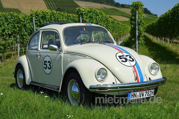 Oldtimer mieten & vermieten - VW Käfer Oldtimer zum selber fahren in Brackenheim