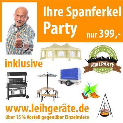 Hochzeitsfeier mieten & vermieten - Spanferkelgrill für Ihre Hochzeit Grill in Dresden