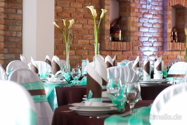 Hochzeitsdekoration mieten & vermieten - Hochzeitsdekoration von event4me aus Mannheim in Mannheim