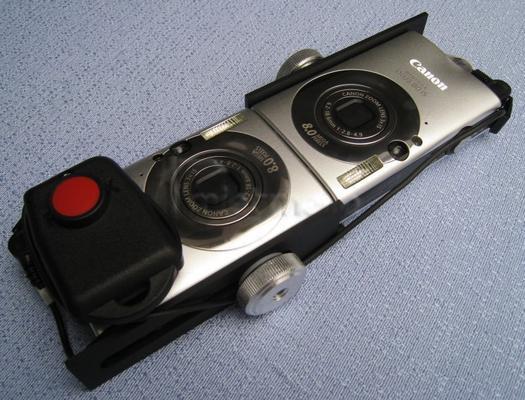 Fotokamera mieten & vermieten -   3D Stereofoto » 8 Megapixel Synchron bis 1/5000s in Neunkirchen am Sand